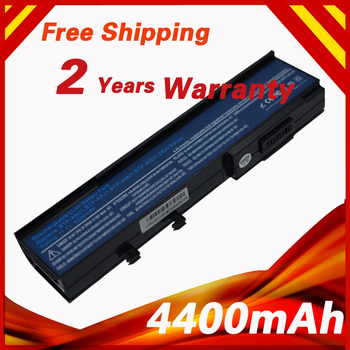 4400mAh 6cells Akumulatoru Acer TravelMate 6252 6291 6292 6452 6492 6493 6593 6593G 3280 ARJ1 5540 2420 6231 4720 6292 6252 4730